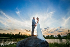 Wedding-PictureOn-our-Rock